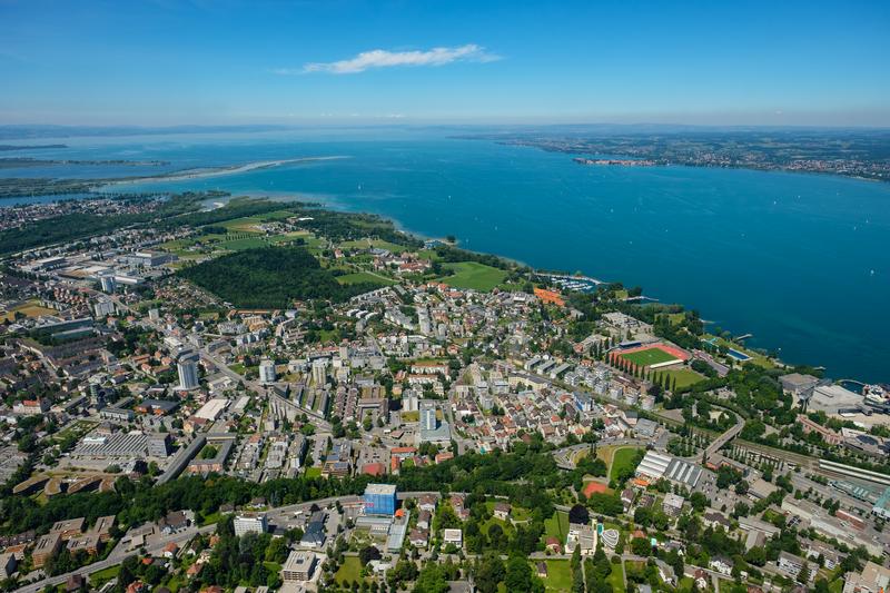 Similio Bregenz Luftbild