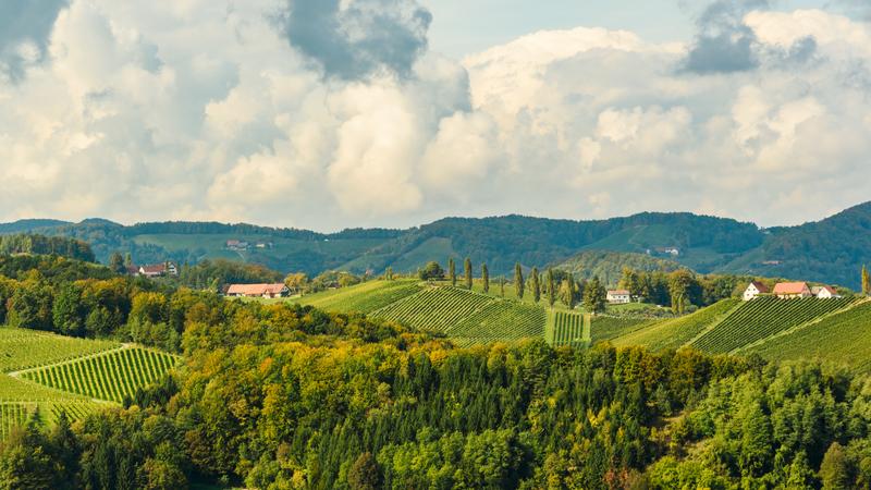 Similio Bad-Radkersburg Sudostliches Flach-und-Hugelland