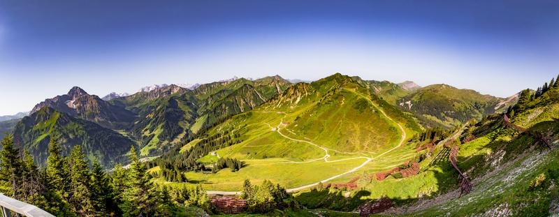 Similio Mittelberg Kleinwalsertal Alpenvorland