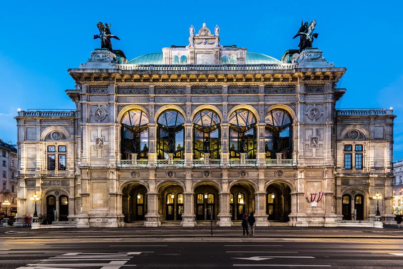 Similio 1010 Wien Vienna StateOpera Staatsoper
