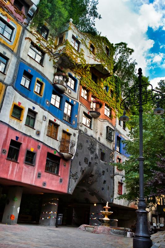 Similio 1030 Wien Hundertwasserhaus