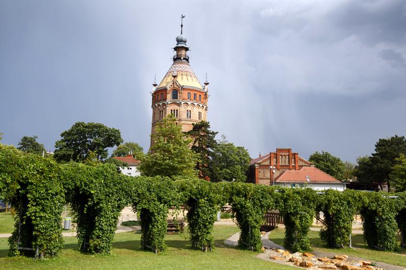 Similio 1100 Wien Wasserturm