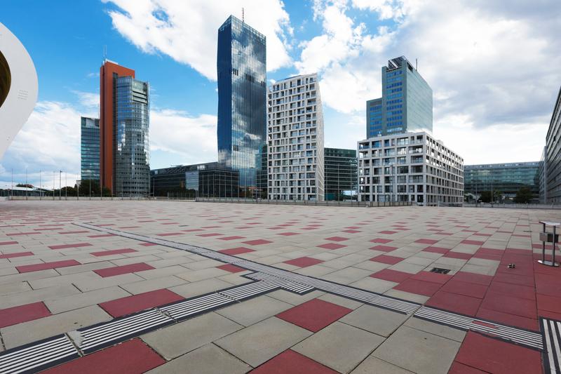 Similio 1220 Wien Skyline