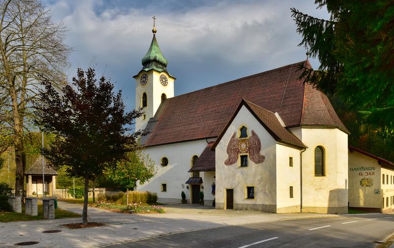 Similio Altenmarkt-bei-Sankt-Gallen Kirche