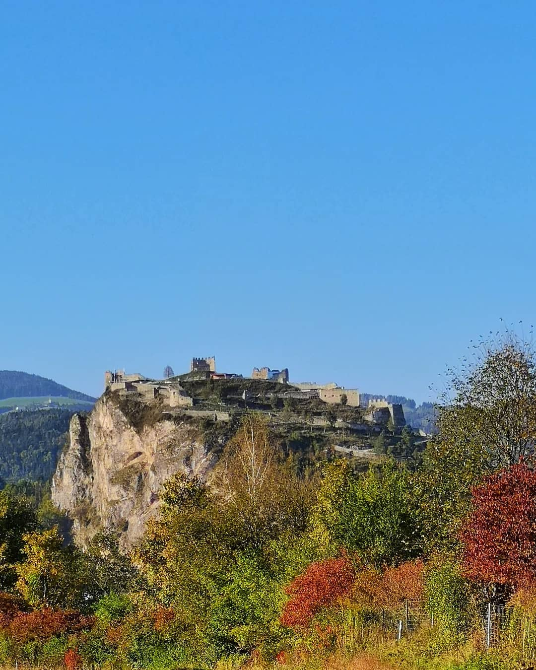 View of the Griffner Schlossberg