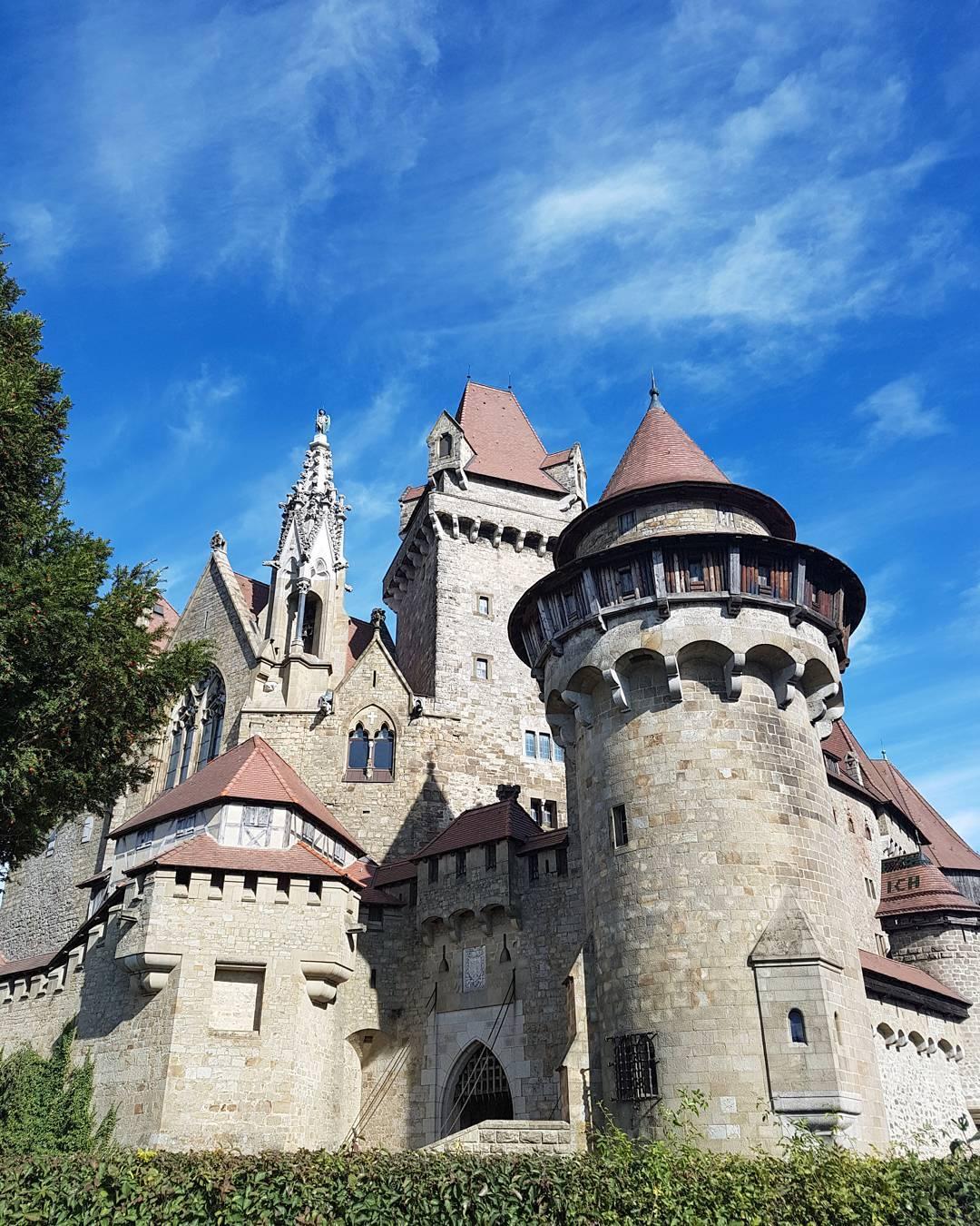 Замок Кройзенштейн