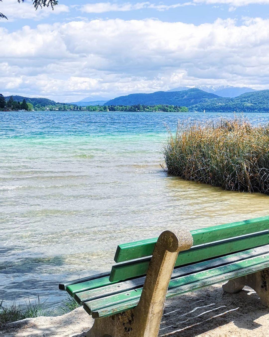 Lake Wörthersee beach feeling