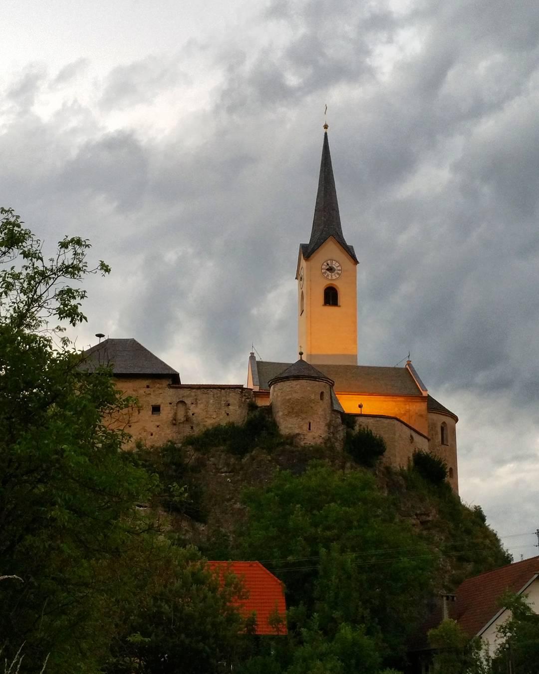 Kirche in Stein im Jauntal