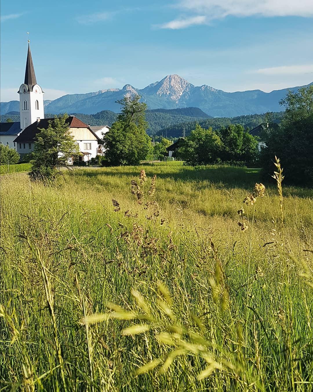 Wonderful view of Wernberg
