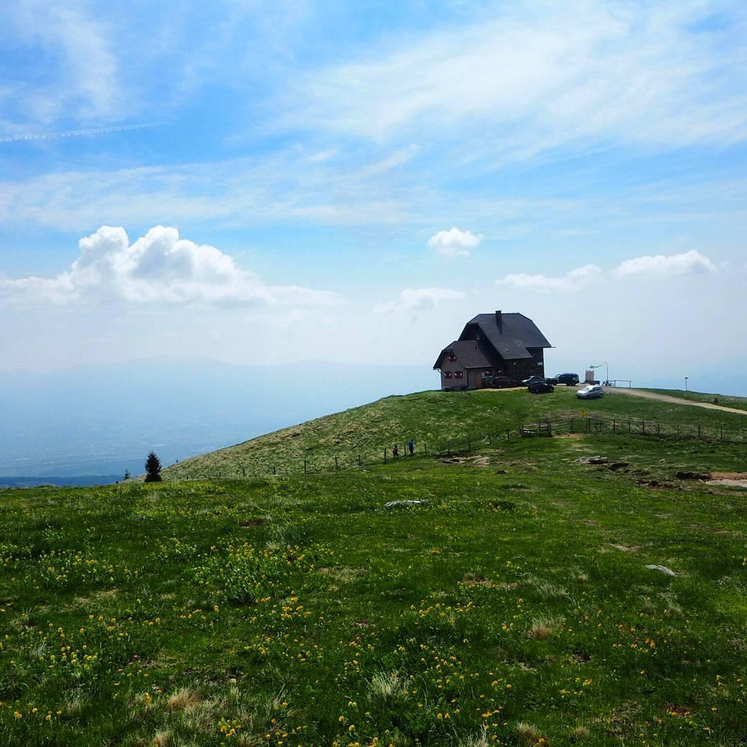Über die Saualpe zur Wolfsberger Hütte