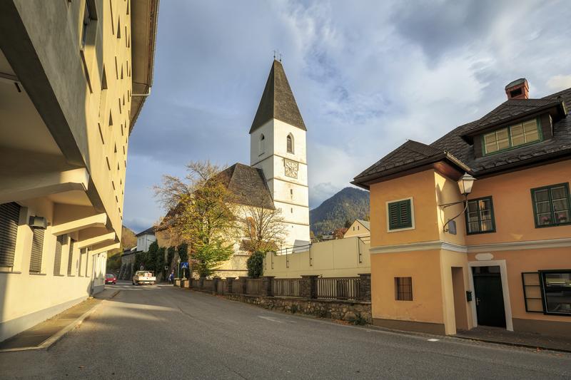 Similio Bad-Aussee Kirche