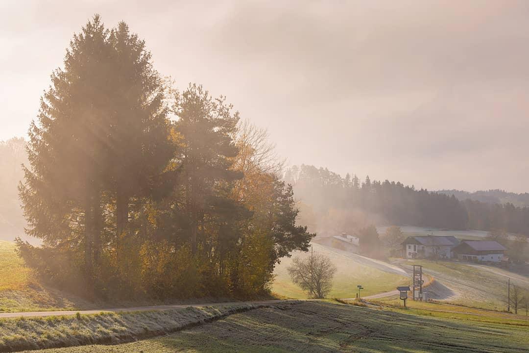 Lichtspiel im Bezirk Braunau am Inn