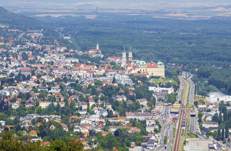 Similio Klosterneuburg Panorama
