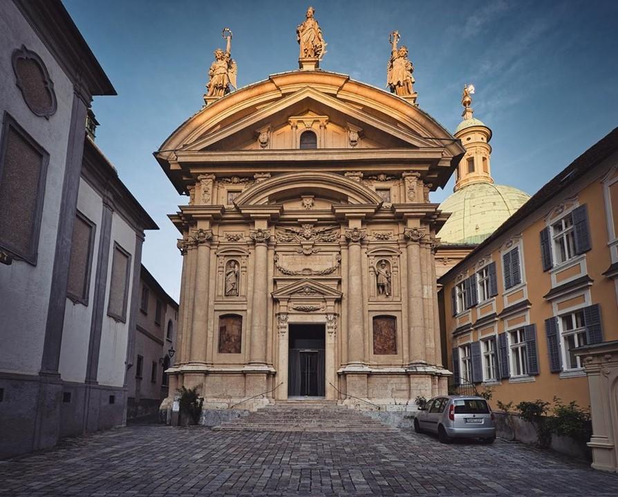 Mausoleum Kaiser Ferdinands II.