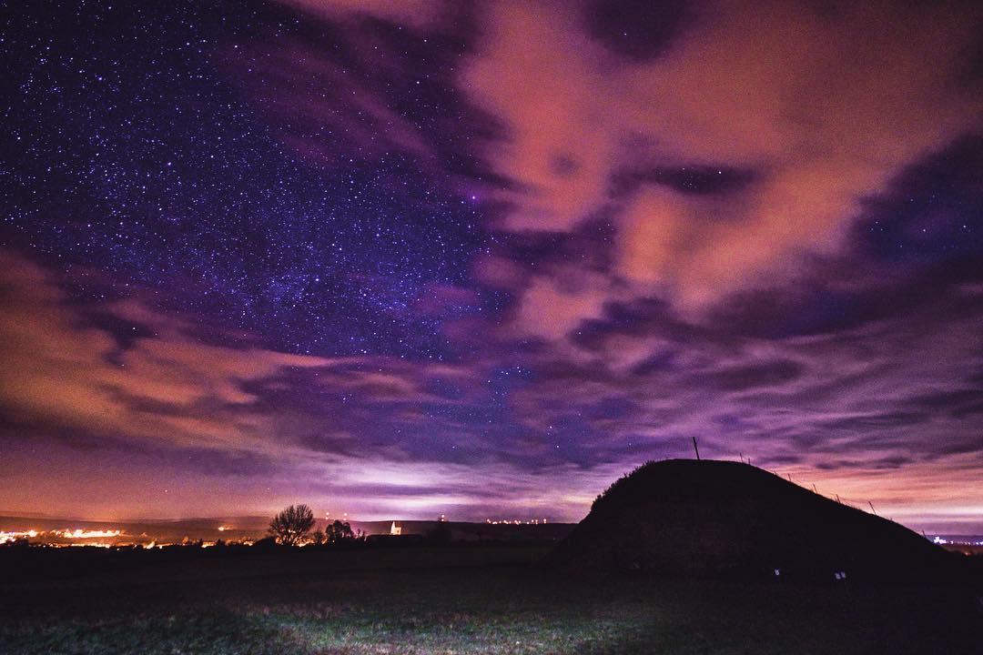 Ночное небо в Гросмугле