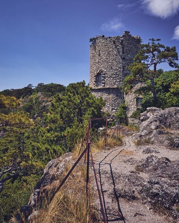 Black tower of Moedling