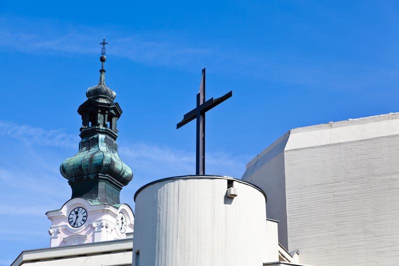 Similio Oberwart Kirche