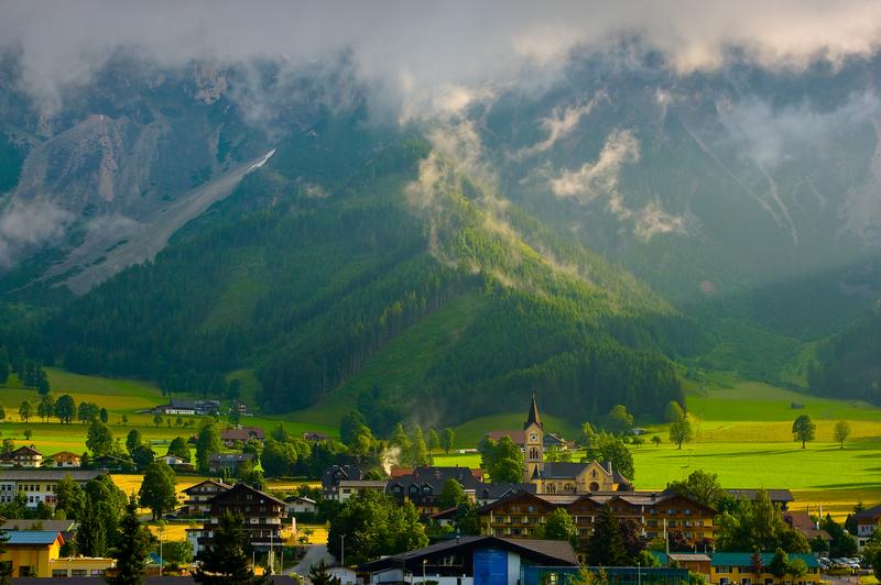 Similio Ramsau-am-Dachstein Panorama2