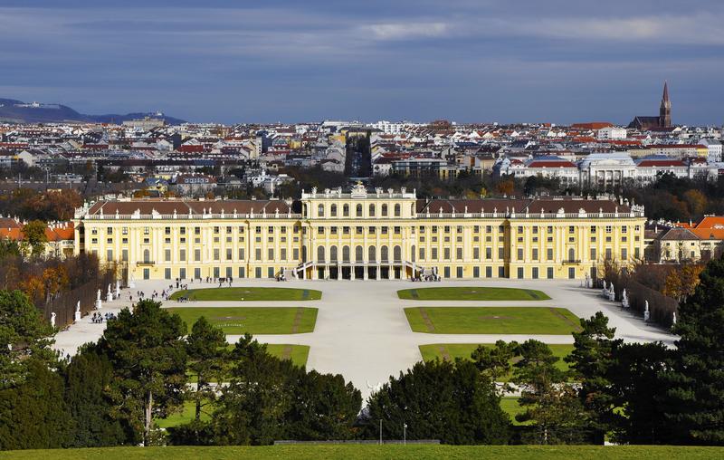 Similio Schonbrunn Fassade