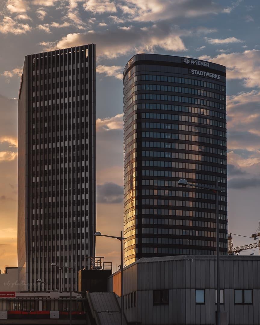 Unternehmenszentrale der Wiener Stadtwerke