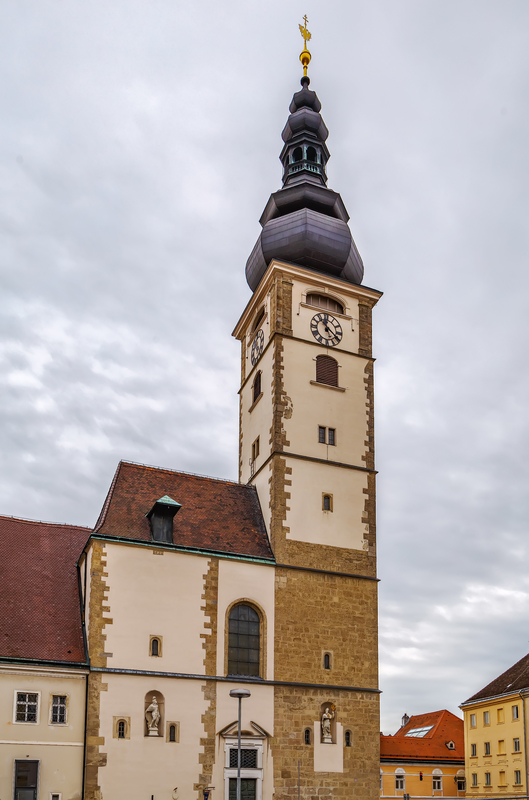 Similio St-Polten Kirche
