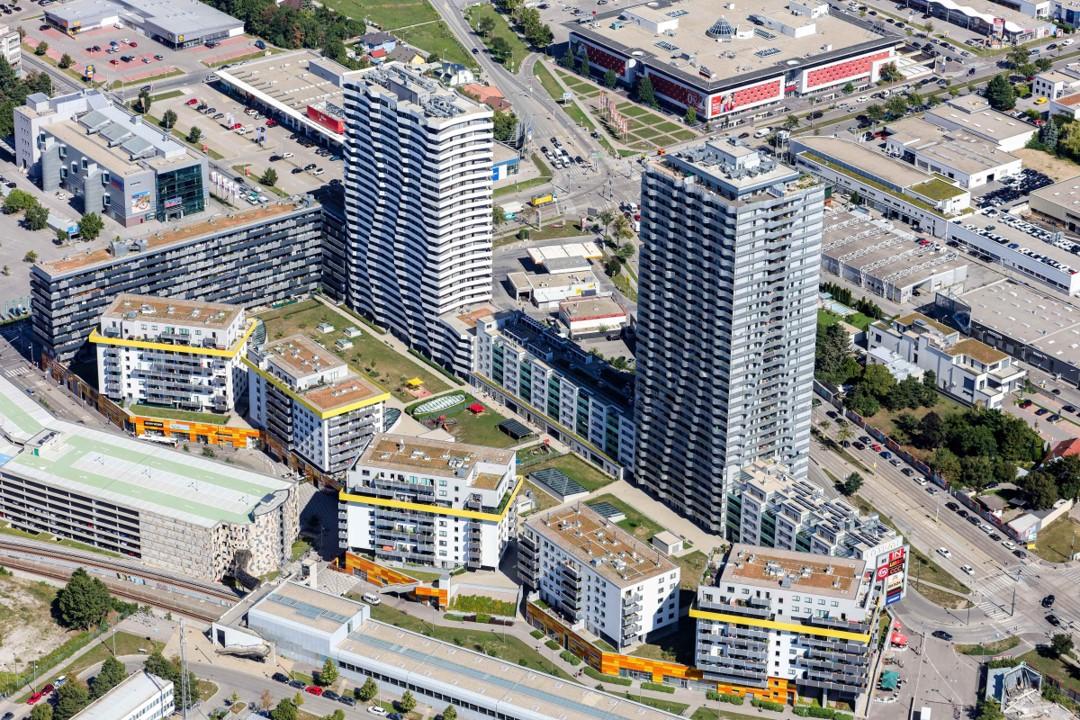 Citygate in Wien, Floridsdorf