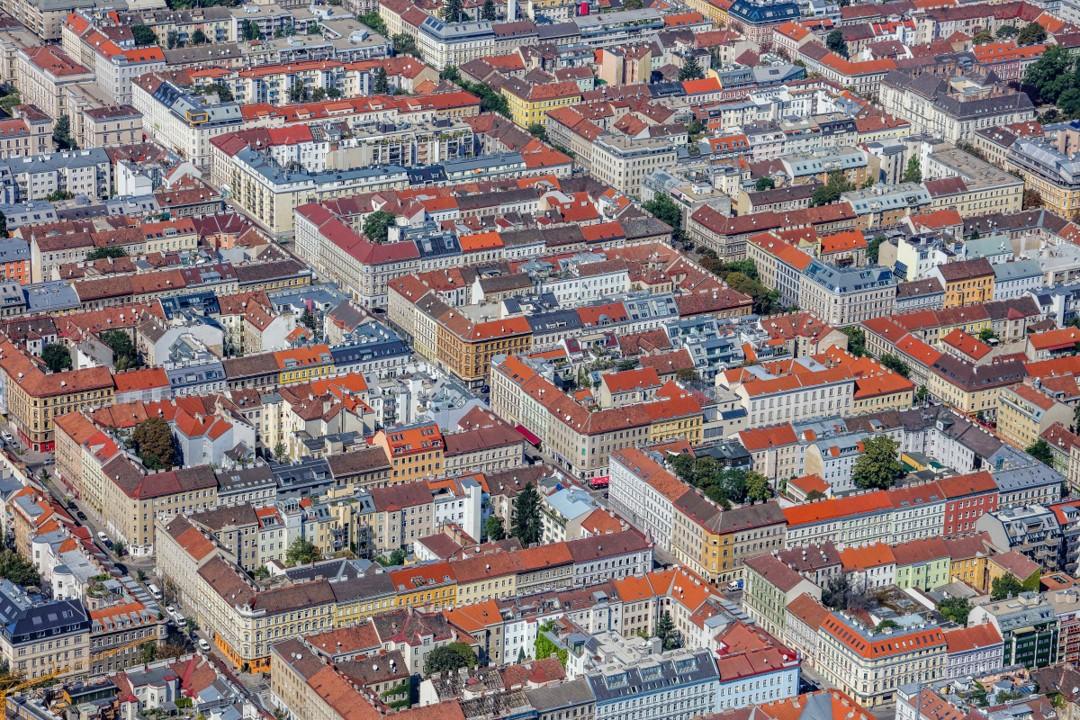Развитие Грюндерзейта в 15-ом районе Вены