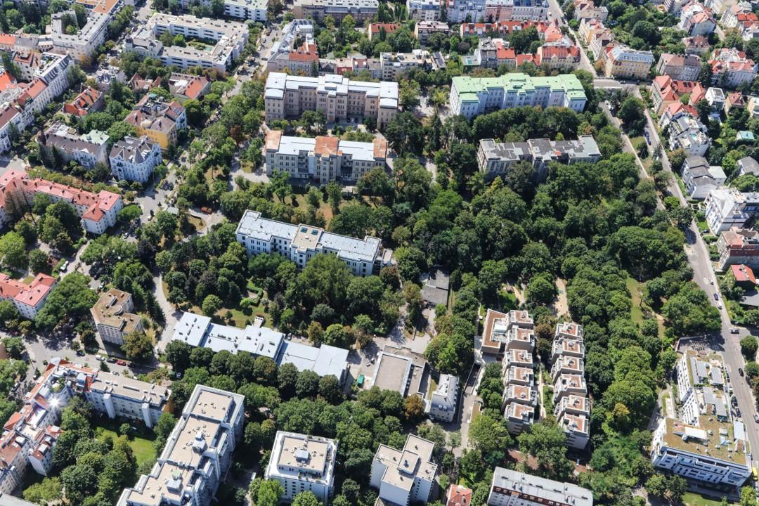 Semmelweis-Areal in Währing