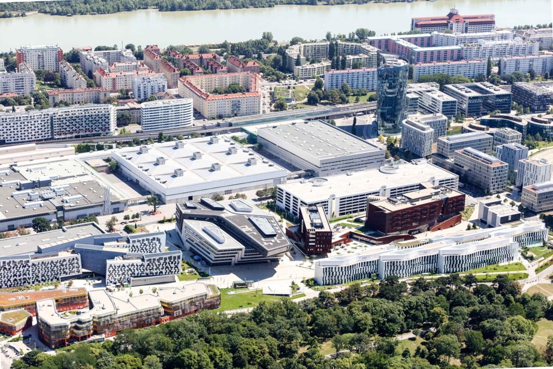 Экономический университет (ЭУ) в Леопольдштадте