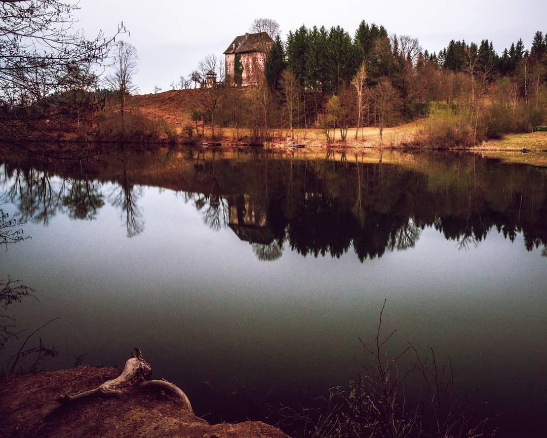 Schloss Moosburg in Mittelkärnten