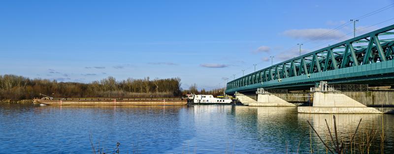 Similio Tulln-an-der-Donau Brucke Donau