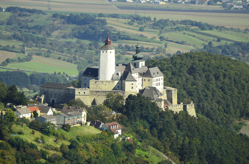 Burg Forchtenstein in Burgenland