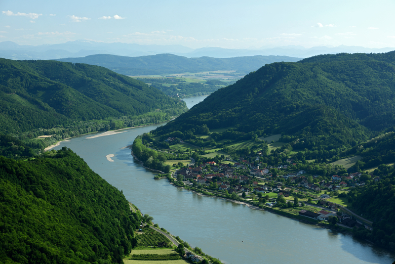 The Danube in the Wachau, Lower Austria