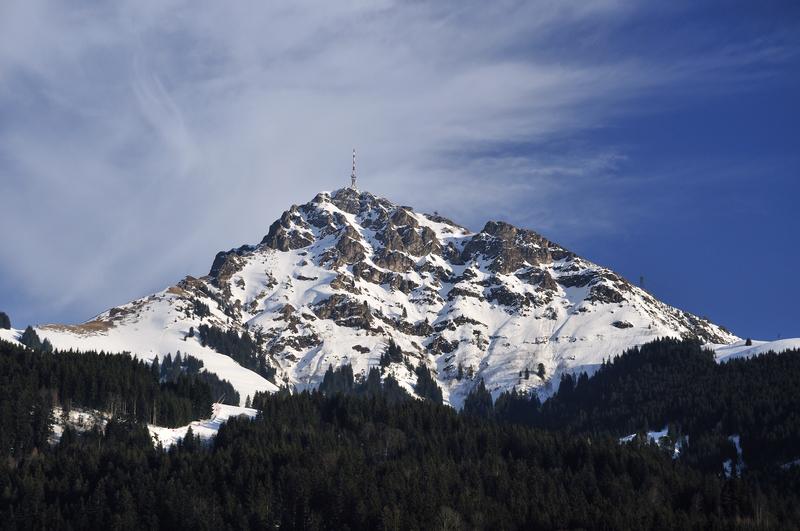 The Tyrolean Kitzbühel Horn